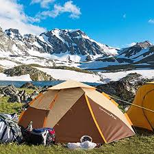ZOMAKE Instant Tents for Camping 3 4 Person ... - Amazon.com