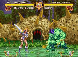 Golden Axe (Mame)