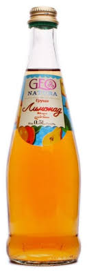 <b>Лимонад Geo Natura</b> Груша — Лимонады и газированные ...