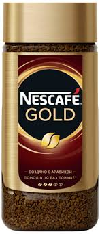 <b>Кофе растворимый NESCAFE</b> Gold натур. сублимированный с ...