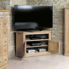 mobel solid oak corner television cabinet by baumhaus baumhaus mobel solid oak wine rack lamp
