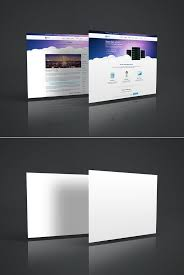 best ideas about web page templates web page mockup bies 3d display graphic design mockup presentation psd resource showcase template