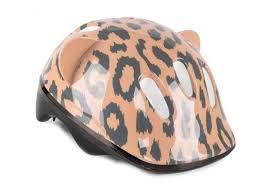<b>Шлем защитный Happy Baby</b> Shellix Leopard - купите по низкой ...