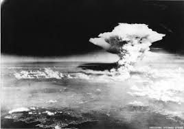 hiroshima nagasaki a bomb photo desk scotland desk a photograph of the atomic bomb dropped on hiroshima