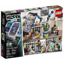 Конструктор LEGO Hidden Side Лаборатория ... - ROZETKA