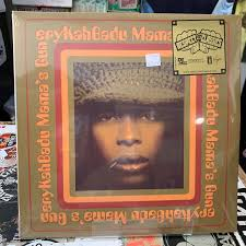 Will's Pick: <b>Erykah Badu</b> - <b>Mama's</b> Gun LP — Guestroom Records