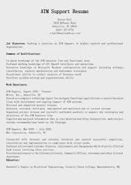 Sap Support Resume Resume For Your Job Application