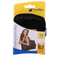 <b>Travel Blue Folding</b> Weekend Sports <b>Carry</b> Bag | Hogies