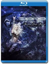 <b>Doro</b> - <b>Strong</b> and Proud 30 Years of Rock and Metal [2Blu-Ray] Import