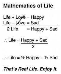 Mathematics of Life, funny Math Quotes | Education Quotes for ...