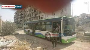 Image result for تروریستها برای ترک   داریا اماننامه گرفتند