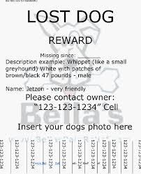 best images of dog flyer template dog walking flyers ideas lost dog flyer template