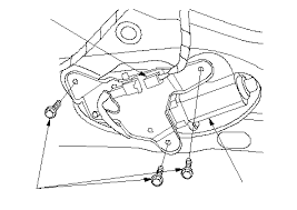 Rear Window Wiper Motor Replacement