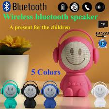 Bluetooth Speaker <b>Led Portable Mini</b> Wireless Speaker Player USB ...
