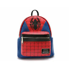 Loungefly Mini <b>Backpack Marvel</b>: <b>Spider</b>-Man