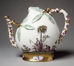 Wine pot in the shape of a peach (cadogan type) | Фарфор ...