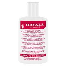<b>Mavala Crystal Жидкость для</b> снятия лака без запаха купить по ...