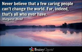 Margaret Mead Quotes - BrainyQuote via Relatably.com