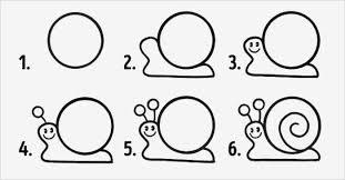 10 <b>рисунков</b> из <b>кружков</b>. Легко рисовать с детьми! | <b>Детские</b> ...