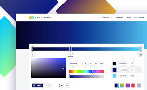 CSS <b>Gradient</b> — Generator, Maker, and Background