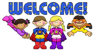 Image result for superhero clipart welcome