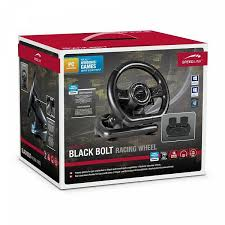 PC <b>Руль Speedlink Black Bolt</b> Racing Wheel, ПК (SL-650300-BK ...