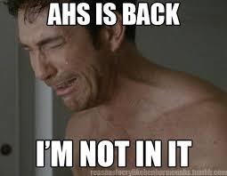 American Horror Story Asylum Memes - PandaWhale via Relatably.com