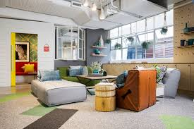 take a tour of the new airbnb offices in sydney airbnb office