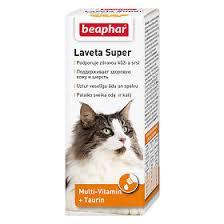 <b>Beaphar Laveta</b> Super <b>Витамины</b> для поддержания здоровой ...