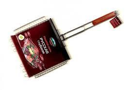 <b>Решетка для барбекю Пикничок</b> глубокая 280х222мм антиприг ...