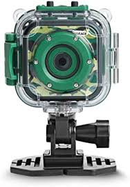 PROGRACE <b>Kids Camera Waterproof</b> Action <b>Camera</b> 1080P HD ...