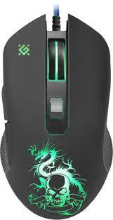 <b>Проводная игровая мышь Defender</b> Sky Dragon GM-090L оптика ...
