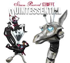 quintessential steam powered giraffe quintessential