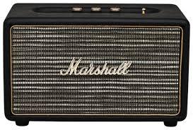 Купить <b>Портативная акустика Marshall Acton</b> black по низкой ...