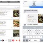 Google Brings Search and Sharing to iMessage in iOS, Safari Updates, and More