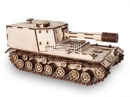 <b>Сборная модель EWA Tank</b> SAU212