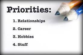 quotes about setting priorities quotes