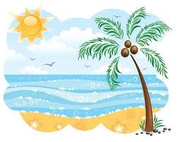 Image result for clip art beach