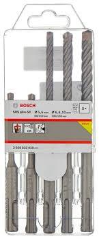 <b>Набор SDS</b>-<b>plus BOSCH</b> 2608833910 — купить по выгодной цене ...