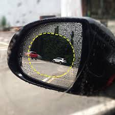<b>Водоотталкивающая пленка</b> «Антидождь» на <b>зеркало</b> заднего ...