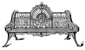 a variety of 19th century wrought iron benches black wrought iron furniture