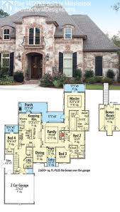 images about House Plans With Stories on Pinterest   House    Architectural Designs Acadian House Plan KB built in Mississippi      sq  ft