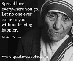 Mother Teresa quotes - Quote Coyote via Relatably.com