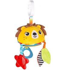 <b>Подвесная игрушка Benbat</b> On-the-Go Toys, Лев — купить в ...