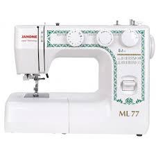 <b>Швейная машина Janome ML 77</b> - покупай по самой низкой цене!