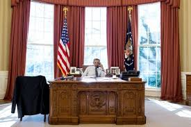president barack obama at the resolute desk in the oval office photo credit the amazoncom white house oval office