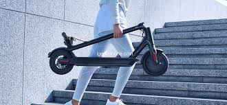 <b>Xiaomi Mijia 1S Folding</b> Electric Scooter Review: 8.5 Inch Tire 500W