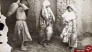 نتیجه تصویری برای 100 سال پیش ایران