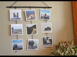 DIY <b>Picture</b> Perfect <b>Photo Wall Hanging</b> - YouTube