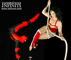 Circus Auto Parts Nerd Circus An Interview With Acrobatica Infiniti Geek Girl Chicago